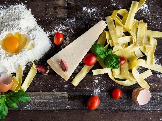 plats italiens fait maison
