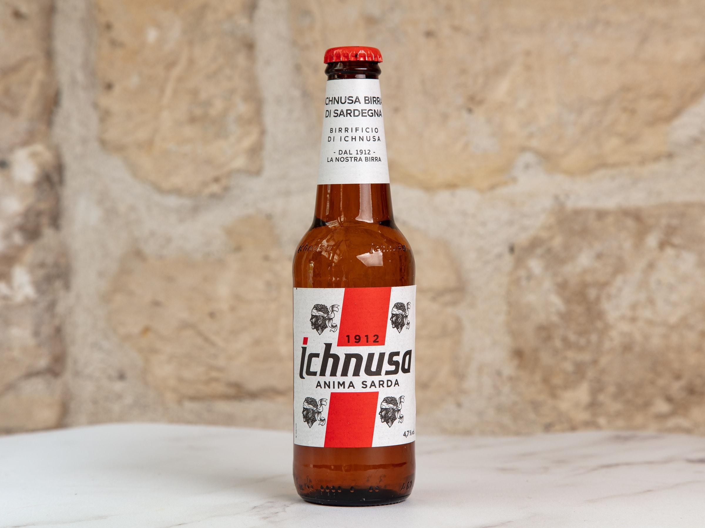 biere ichnusa
