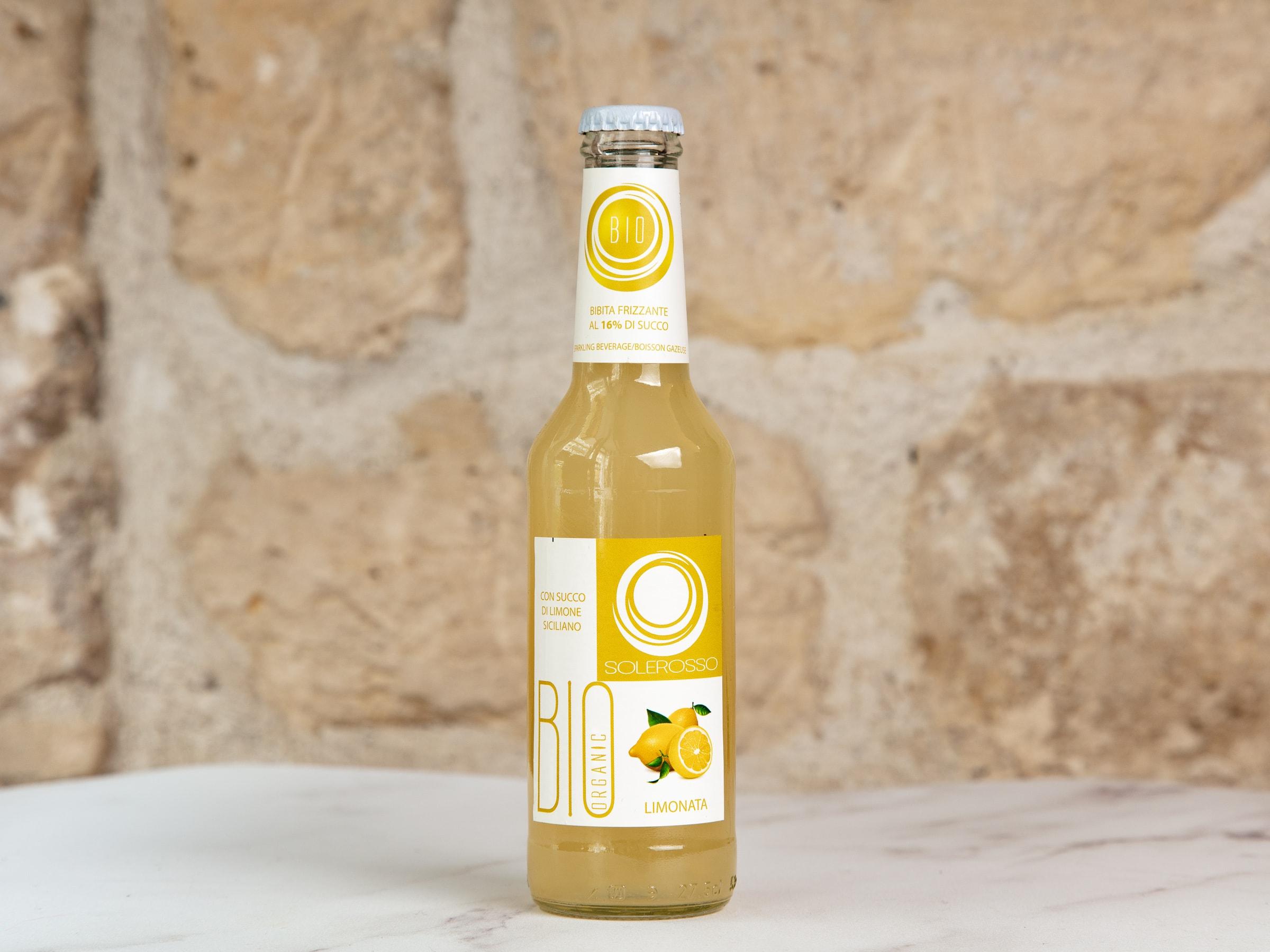 limonade artisanale sicilienne