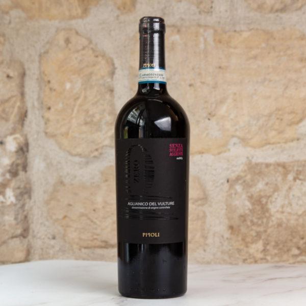 vin rouge aglianico